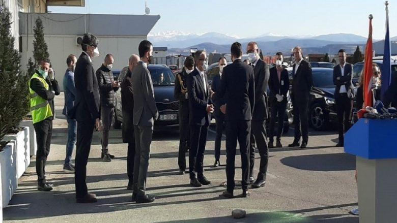 Kosova pranon ndihmat nga Turqia