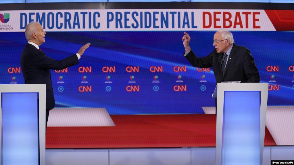 Sanders tërhiqet nga gara  i hapet rruga nominimit të Joe Bidenit